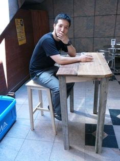 イベント用ハイテーブル 004
