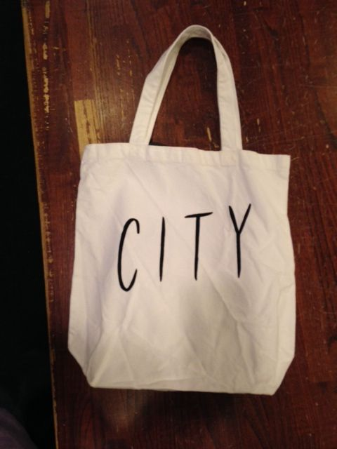 CITY_TOTE