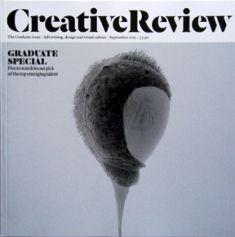 CREATIVE REVIEW  2011年9月号