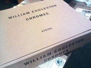 william eggleston chromes