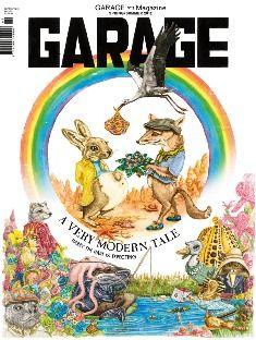 GARAGE MAGAZINE #2