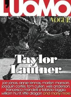 L'UOMO VOGUE 2011 Oct