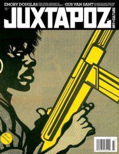 JUXTAPOZ#122