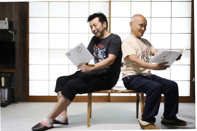 谷川さん&下田さん