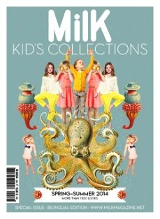 MILK KIDS COLLECTION 2014 SS