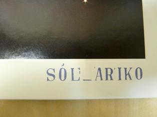 ARIKO SOL 004