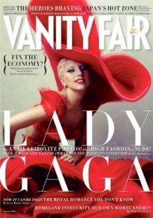 VANITY FAIR UK 2012年1月号