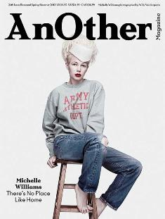 ANOTHER MAGAZINE SS 2013