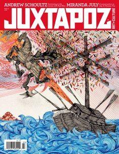 JUXTAPOZ #134