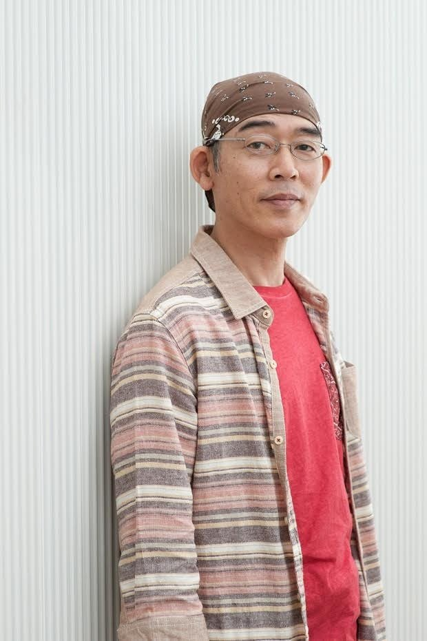 吉村氏近影