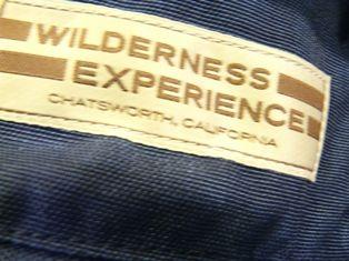 WILDERNESS EXPERIENCE 006