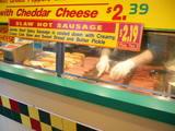 hotdog NY パパヤキングショーケース
