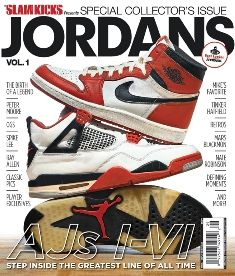 JORDANS #1