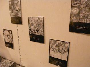 にしのあきひろ展・イラスト本 012