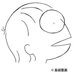 柴田元幸さんイラスト