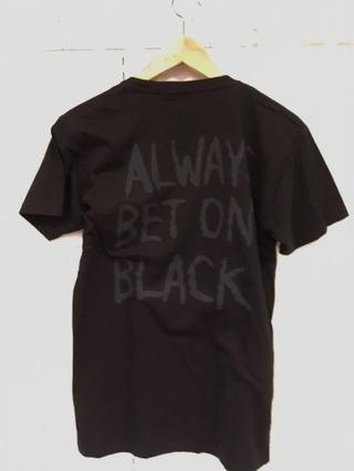 Black T2裏