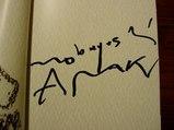 ノアーレ/荒木サイン