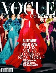 VOGUE COLLECTIONS FW 2012