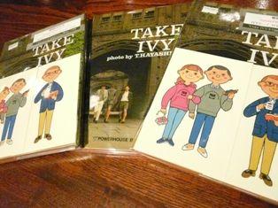 TAKE IVYポストカード付き 001