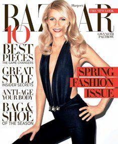Harper's Bazaar 2012年3月