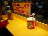 hotdog NY ケチャップ