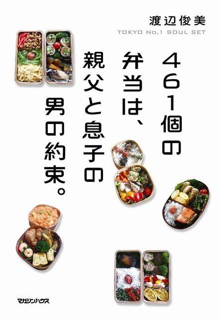 461個の弁当mini