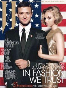 W MAGAZINE 2011年10月号