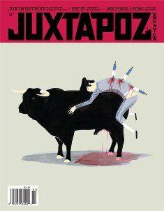 JUXTAPOZ #121