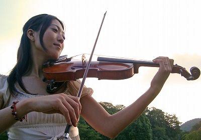 バイオリン熊澤洋子�
