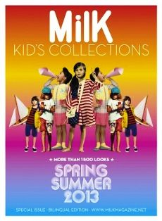 MILK KID'S COLLECTIONS SS2013