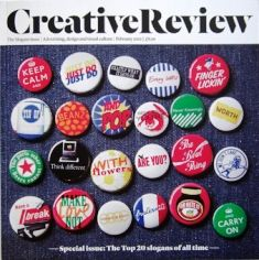 CREATIVE REVIEW 2012年2月