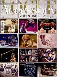 Vogue Italia 2011年12月 Accessory