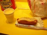 hotdog NY パパヤキング1