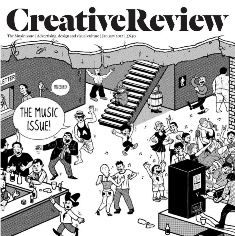CREATIVE REVIEW 2012 1月号