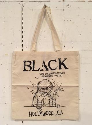 Black トーと