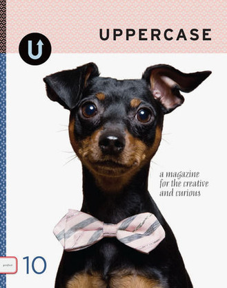 UPPERCASE #10 PINK