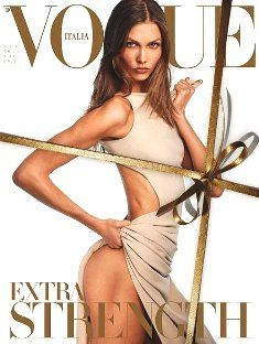 Vogue Italia 2011年12月