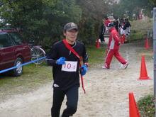 2009大芝駅伝13杉村コーチ