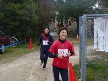 2009大芝駅伝09米ママ