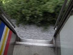 KTMインターシティ ドア全開2