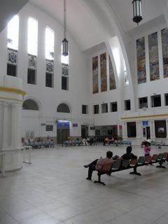 マレー鉄道 シンガポール駅
