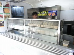 KTMインターシティ 食堂車売店