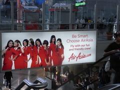 エアアジア広告
