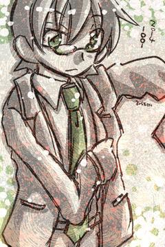 眼鏡とネクタイと皆本と