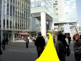 駅前UDX側