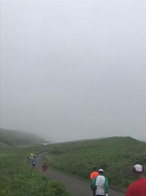 サロマ湖ワッカ