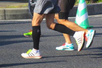 マラソン 並走