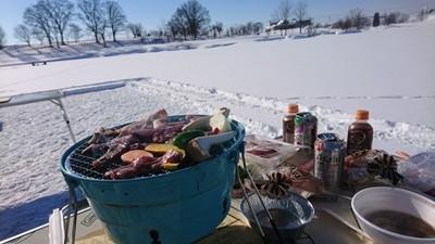 氷上BBQ2