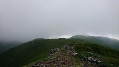 大雪山トレイル-7