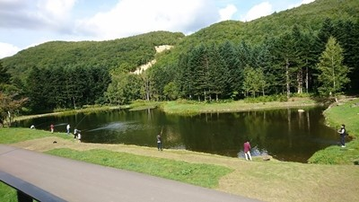 akaigawa釣り堀1